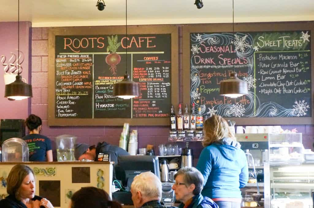 Female Foodie SLC: Root's Cafe