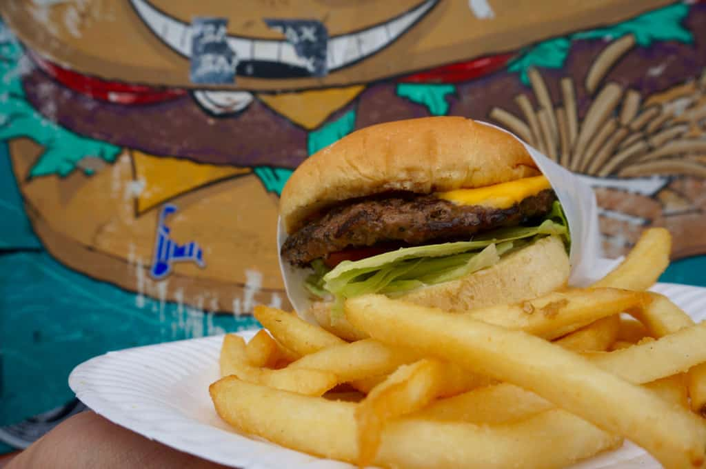 Female Foodie California: T.K. Burger