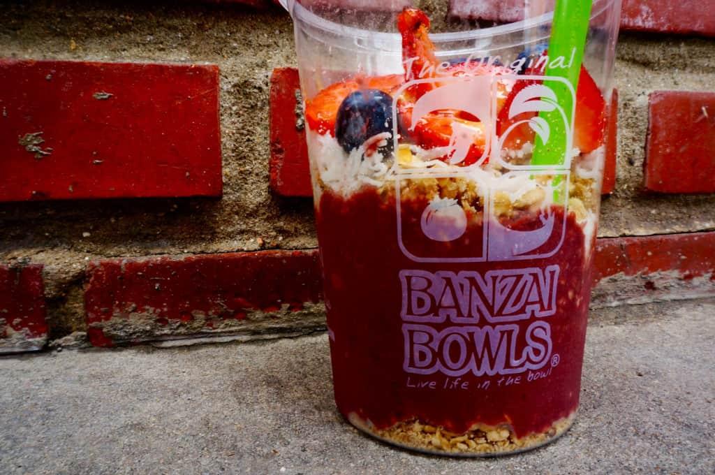 Female Foodie: Banzai Bowl