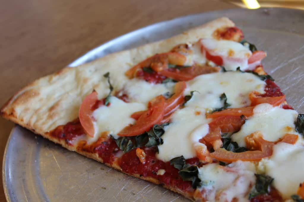 Female Foodie Milwaukee: Classic Slice
