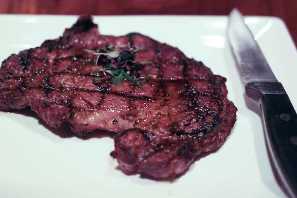 Female Foodie Salt Lake City: Spencer's for Steaks & Chops
