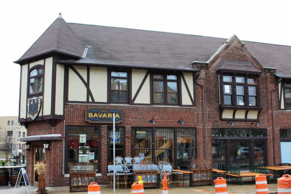 Female Foodie Milwaukee: Cafe Bavaria
