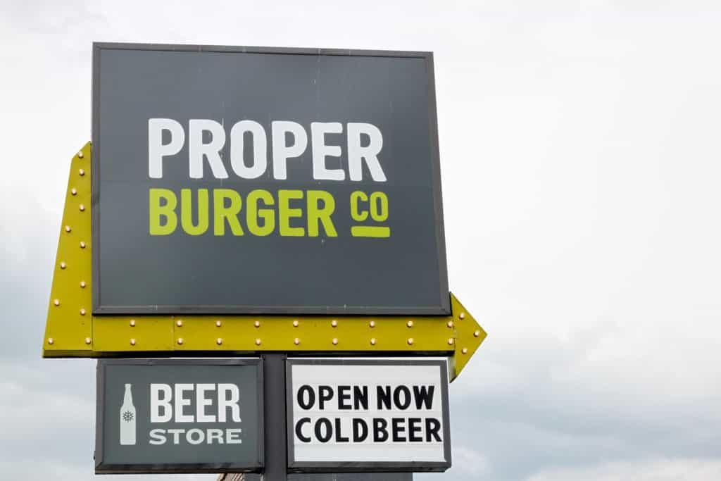 Female Foodie SLC: Proper Burger Co.