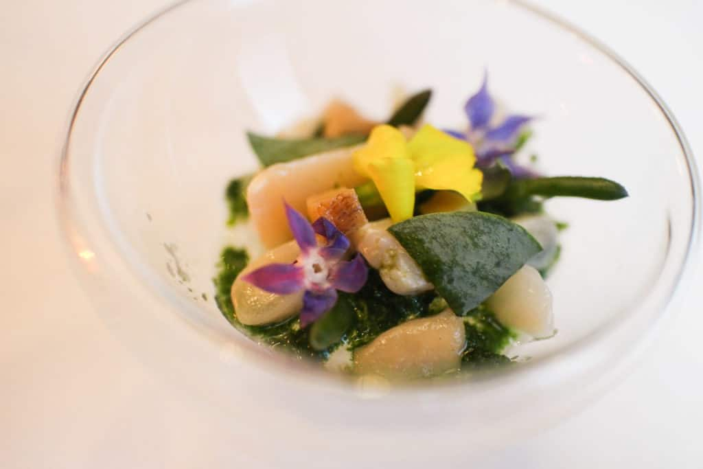 Providence in Los Angeles: LA's best fine dining experience and arguably one of the best in the country.