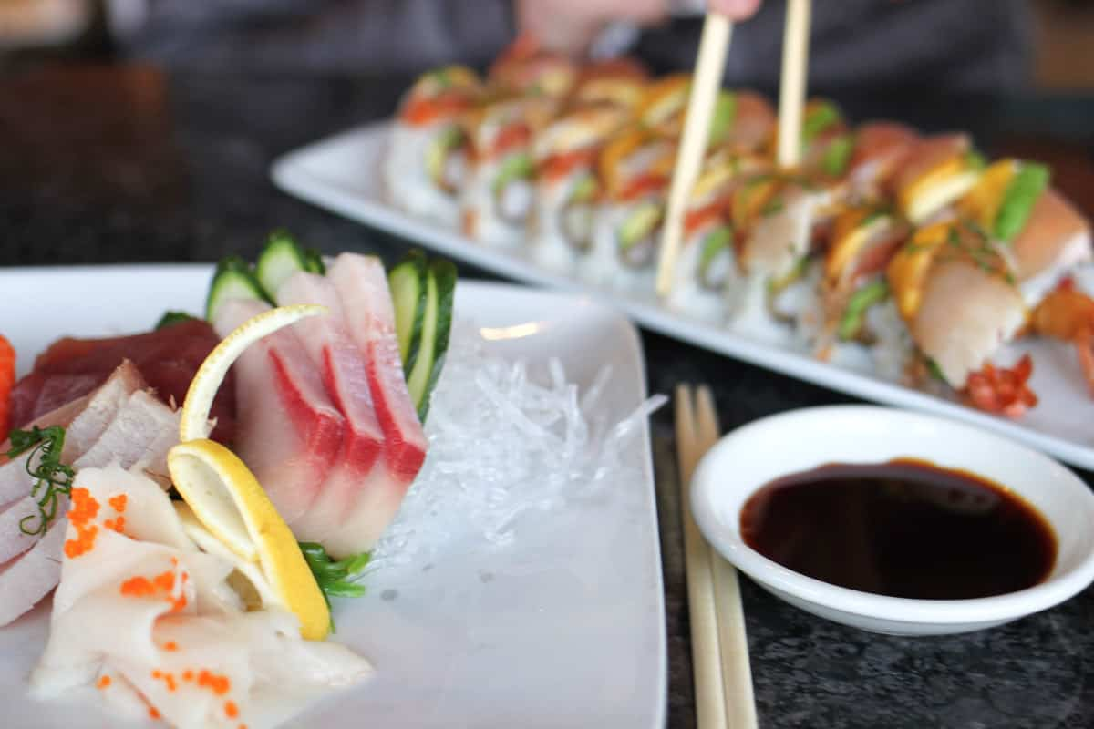 Top 10 Sushi Restaurants in Salt Lake City: a post featuring the best sushi in Salt Lake City from traditional Japanese to progressive new-age sushi creations.