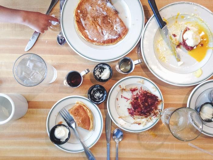 Female Foodie San Antonio: Magnolia Pancake Haus