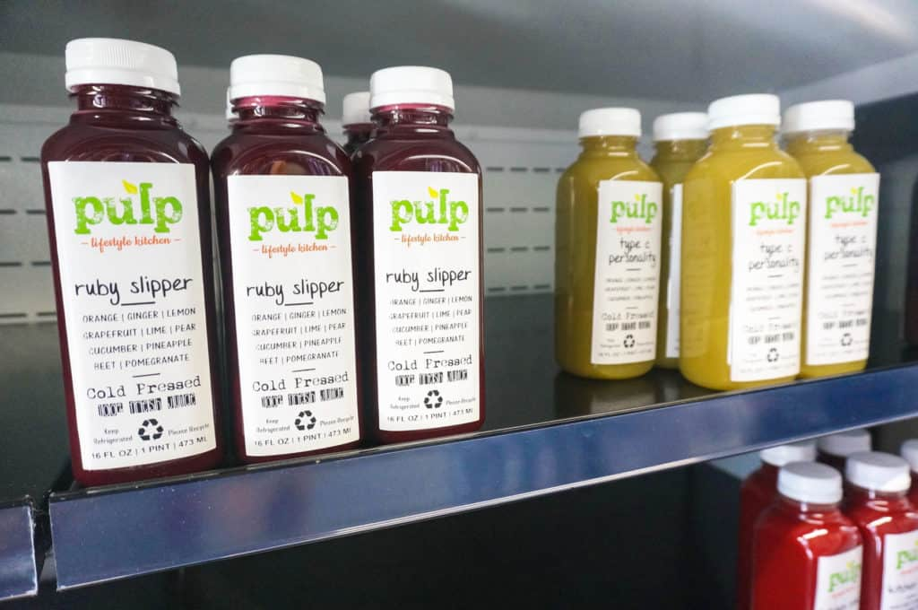 Female Foodie SLC: Pulp Lifestyle Kitchen