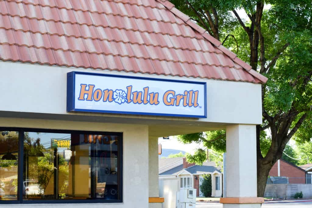 Female Foodie Southern Utah: Honolulu Grill