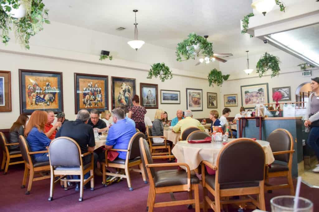 Bear Paw Cafe Female Foodie Southern Utah