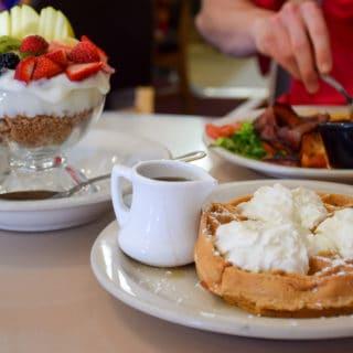 Southern Utah: Bear Paw Cafe