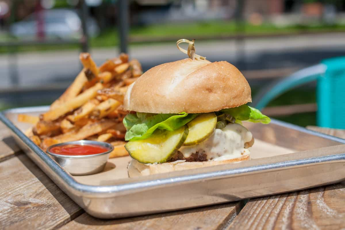 Top 15 Burgers in Salt Lake City! A post on the most delicious burgers that Utah's capitol has to offer. Read the full post at femalefoodie.com!