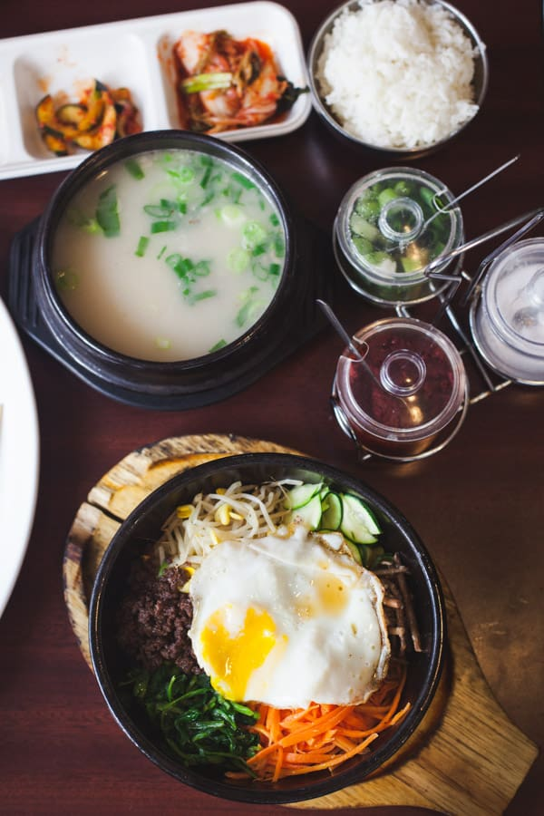 Seoul Garden- a Korean restaurant in San Antonio. Visit this little gem for delicious authentic Korean food as well as several innovative and less traditional Korean dishes.