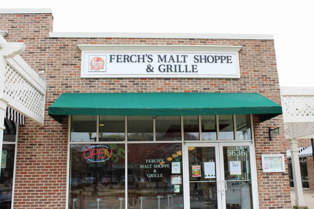 Female Foodie Milwaukee: Ferch's Malt Shoppe and Grill
