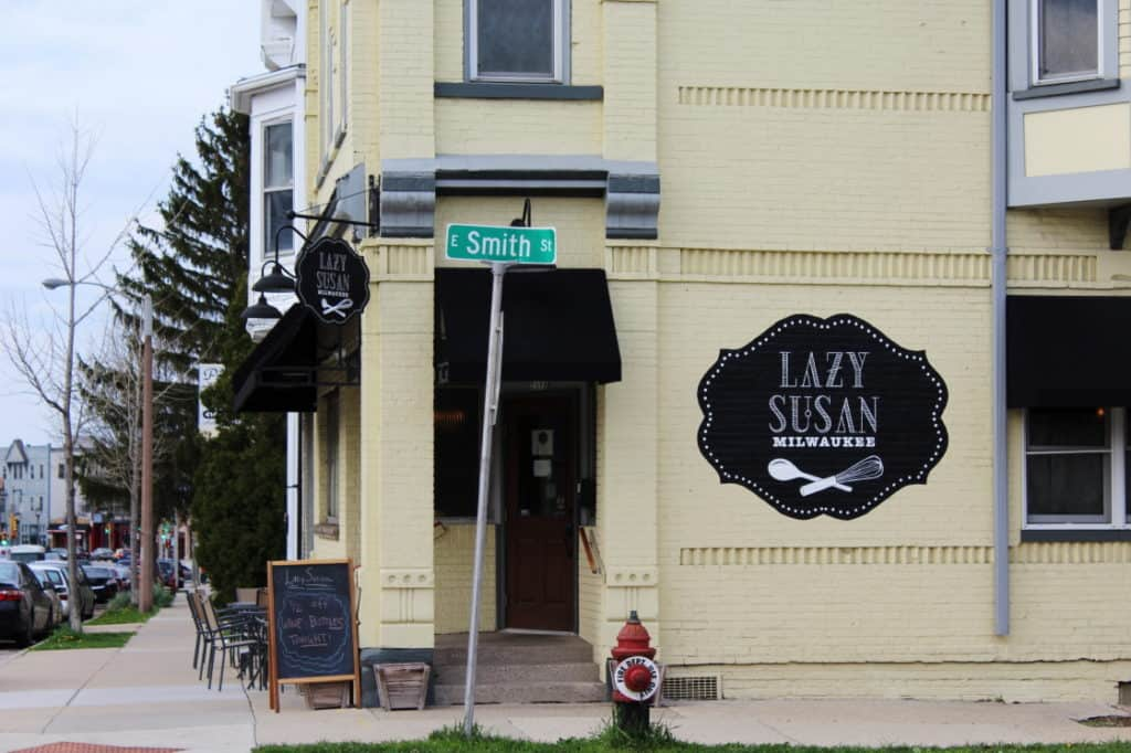 Female Foodie Milwaukee: Lazy Susan MK