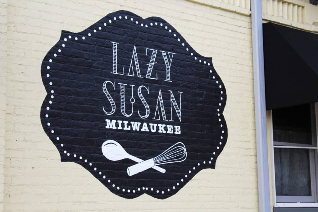 Female Foodie Milwaukee: Lazy Susan MKE