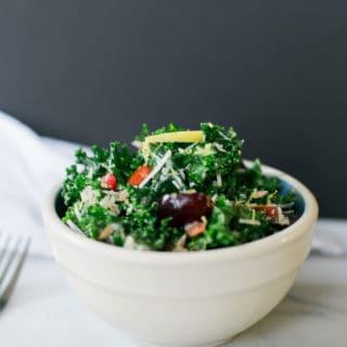 Chelsea's Kitchen Kale Salad Recipe Hack