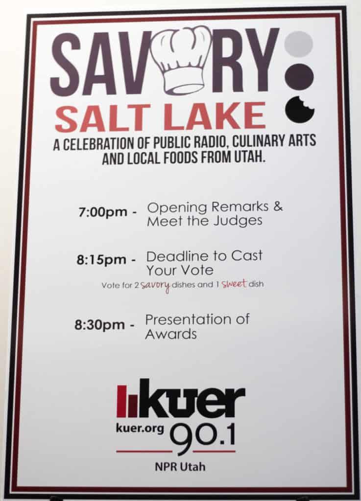 KUER Savory Salt Lake 2016