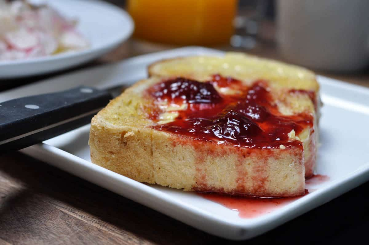 Washington_DC_Toast_Levain_Strawberry_Jam_Butter_Avocado_Slipstream_Goat_Cheese_Breakfast_Coffee_Egg_Poached_Braised_Bacon-7