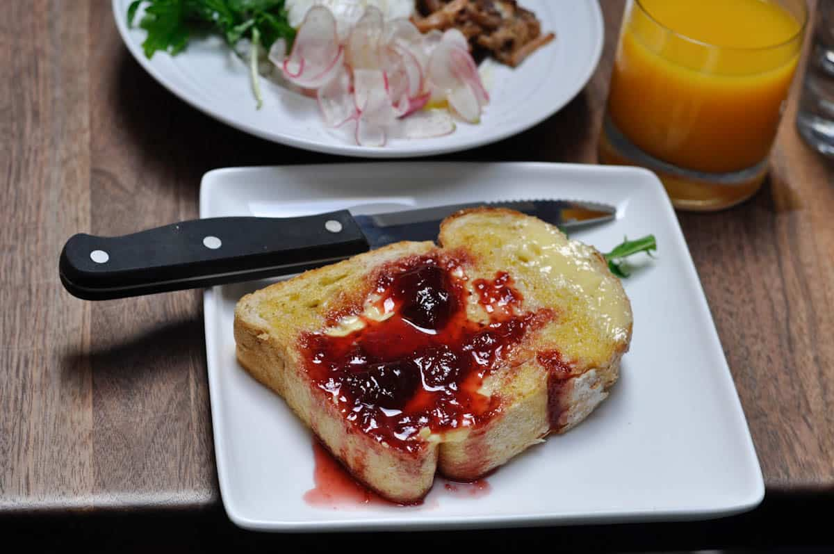 Washington_DC_Toast_Levain_Strawberry_Jam_Butter_Avocado_Slipstream_Goat_Cheese_Breakfast_Coffee_Egg_Poached_Braised_Bacon-8