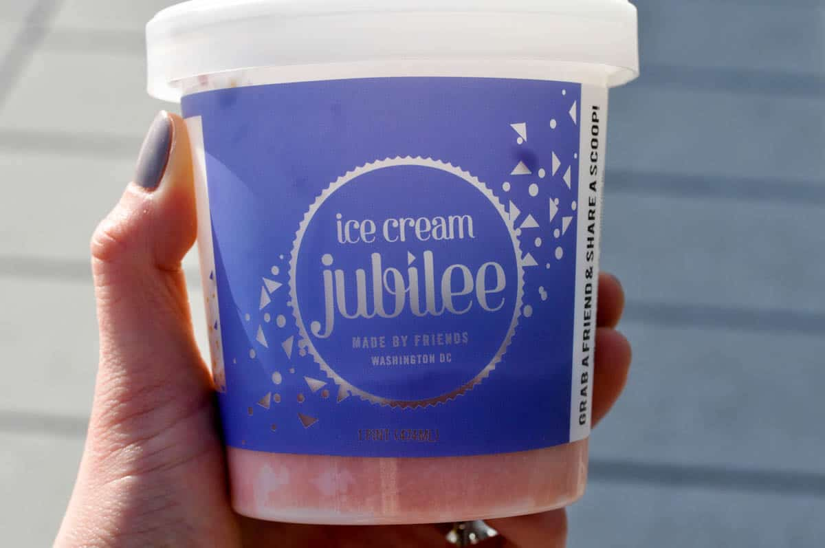 Ice Cream Jubilee in Washington DC: the best flavors come from the best ingredients.
