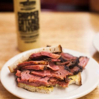 New York City: Katz's Delicatessen