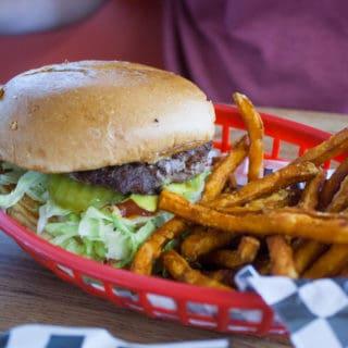Southern Utah: Slacker's Burger Joint