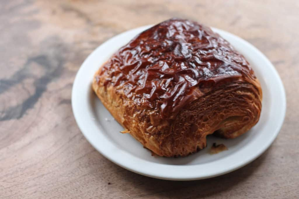 Tartine in San Francisco, California: arguably the most popular place for a bite to eat in the Golden Gate City. Get in line- this bustling bakery is busy from dusk til dawn 7 days of the week!