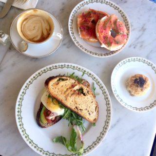 San Francisco: 20th Century Cafe