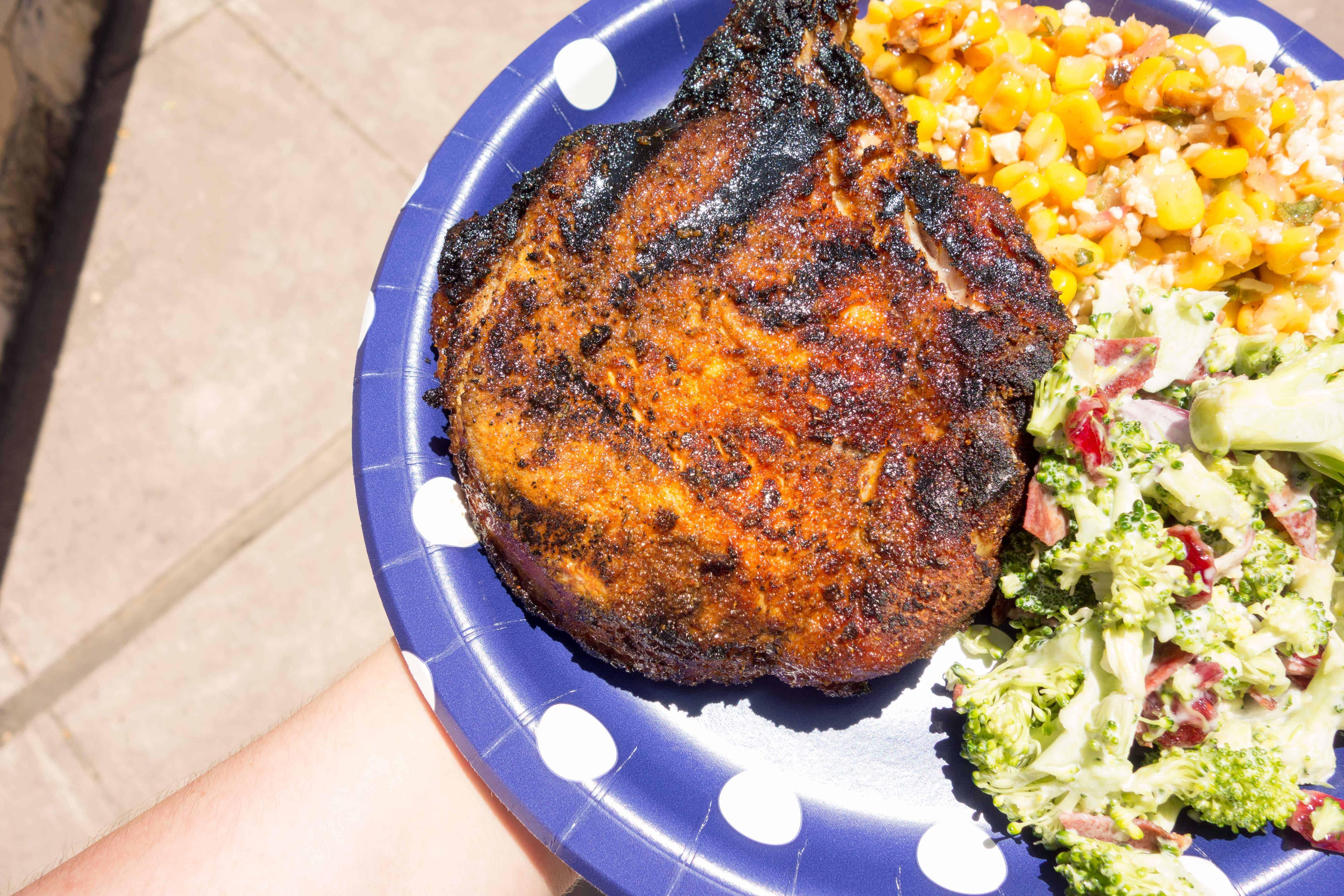 America S Test Kitchen Bone In Pork Chops