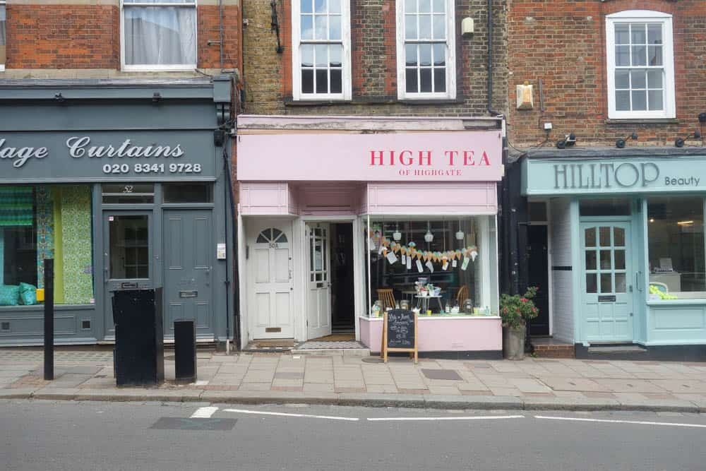 Hightea of Highgate