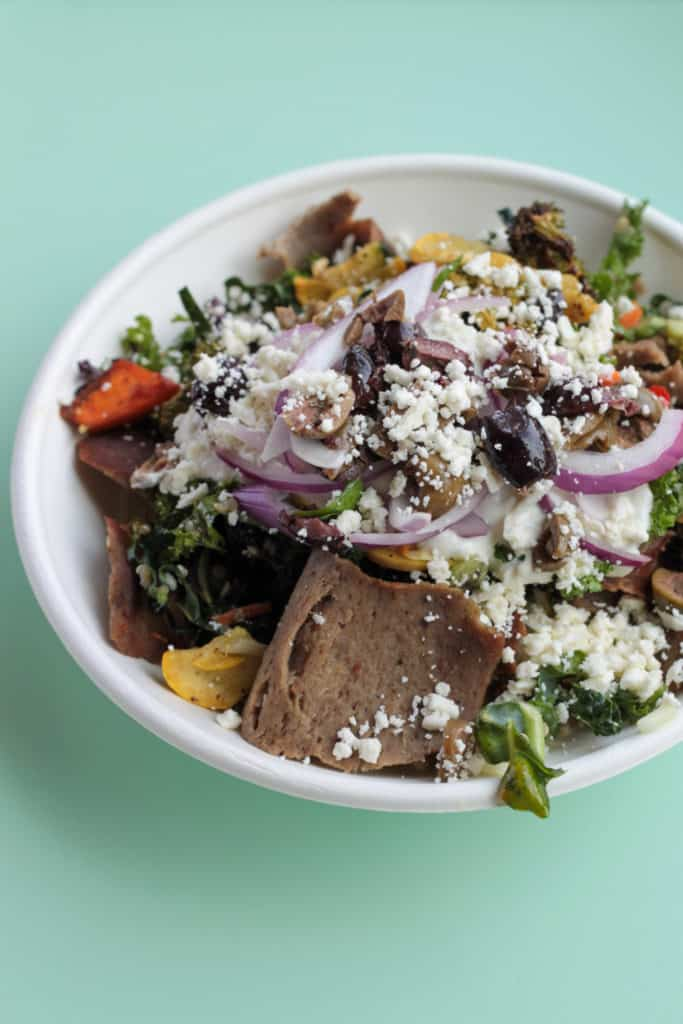 For the Greek lovers! GR Kitchen | Female Foodie SLC