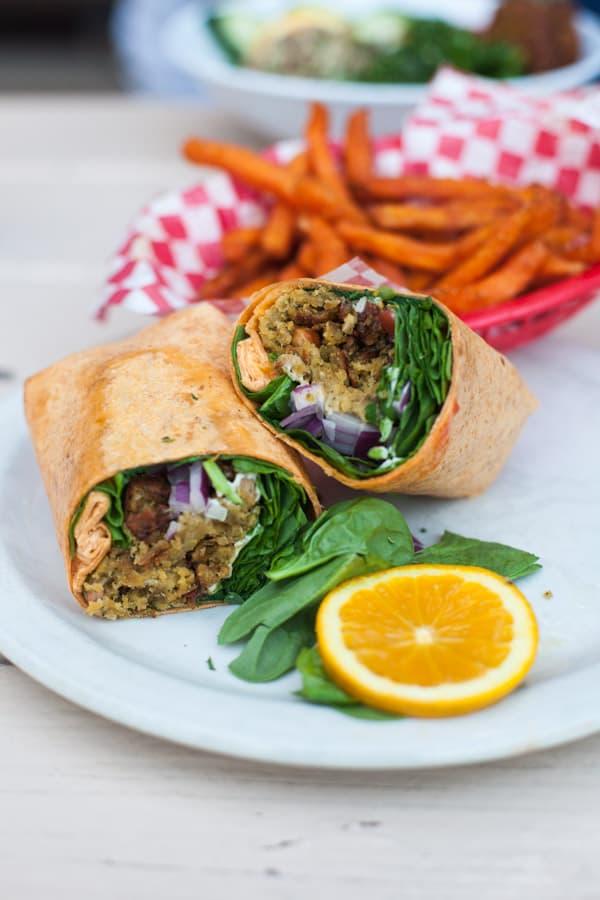 San Antonio Green Vegetarian Cuisine-4