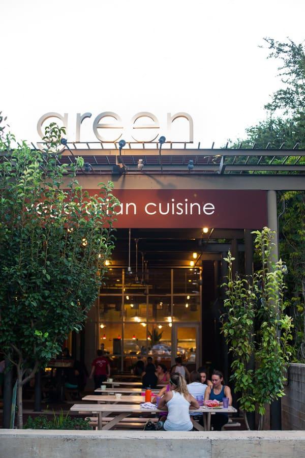 San Antonio Green Vegetarian Cuisine-6