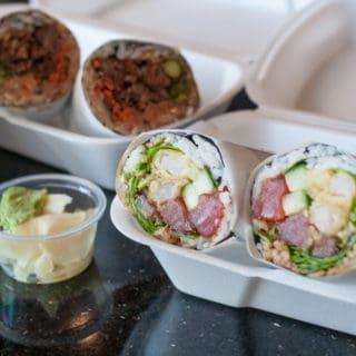 Salt Lake City: Sumo Burrito