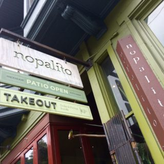 San Francisco: Nopalito on 9th