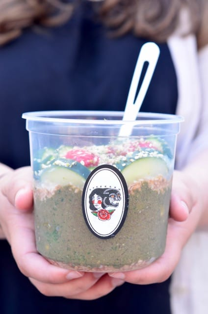 Rise Up in San Antonio- the city's newest take on health-conscious food trucks.
