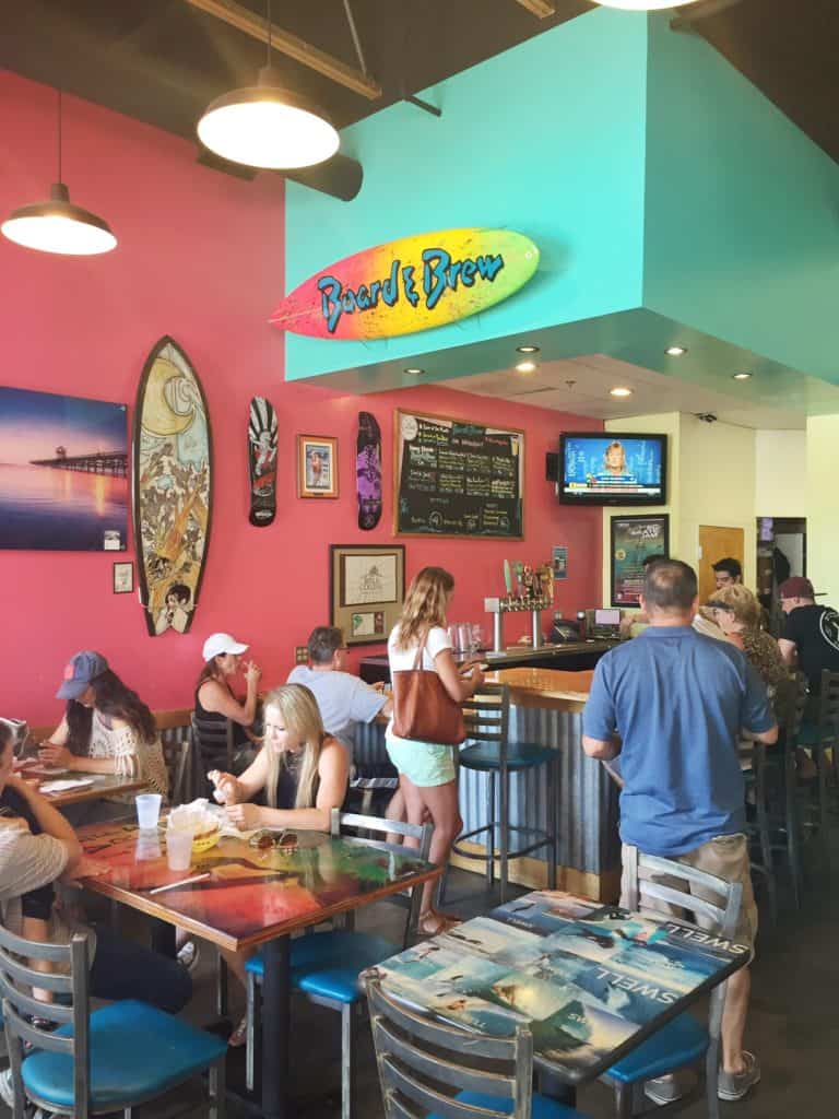 Female Foodie Orange County: Board and Brew San Clemente