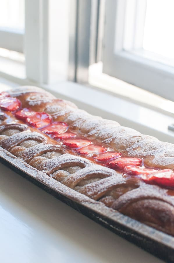"Looking to ""Fika"" your way through Sweden? Be sure to check out Grillska Huset in Stockholm! With delicious flavors and the most traditional Swedish cakes, you won't miss a Swedish minute with this authentic bakery."
