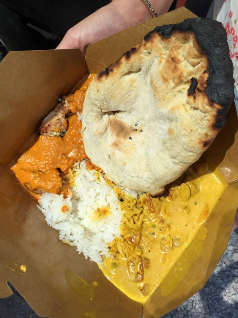 Female Foodie SLC: The Curryer