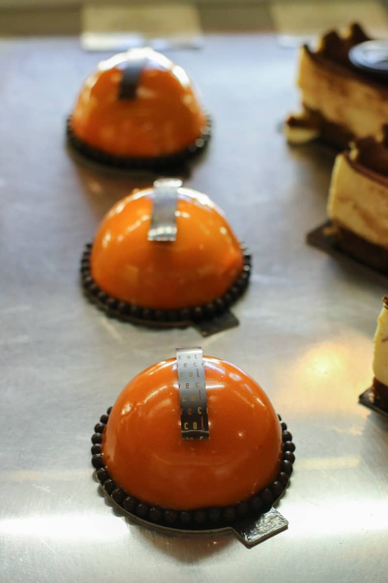 Crépes in a Chocolate Shop, Atelier Ortega, Jackson Hole, femalefoodie.com