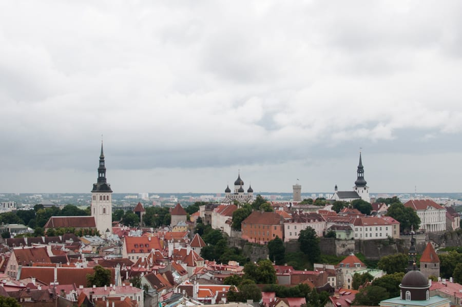 Wondering where to eat in Tallinn, Estonia? Take a trip to old town Tallinn's Rataskaevu 16, housed in a 15th-century home with a spooky history!
