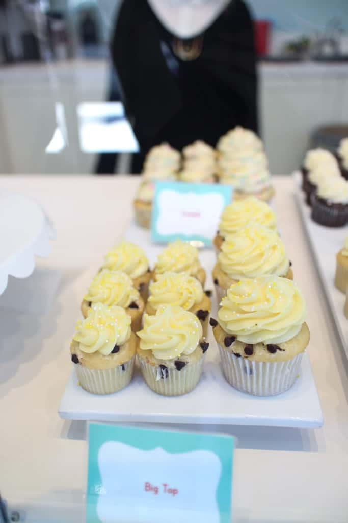 Portland - Saint Cupcake - Big Top Cupcake