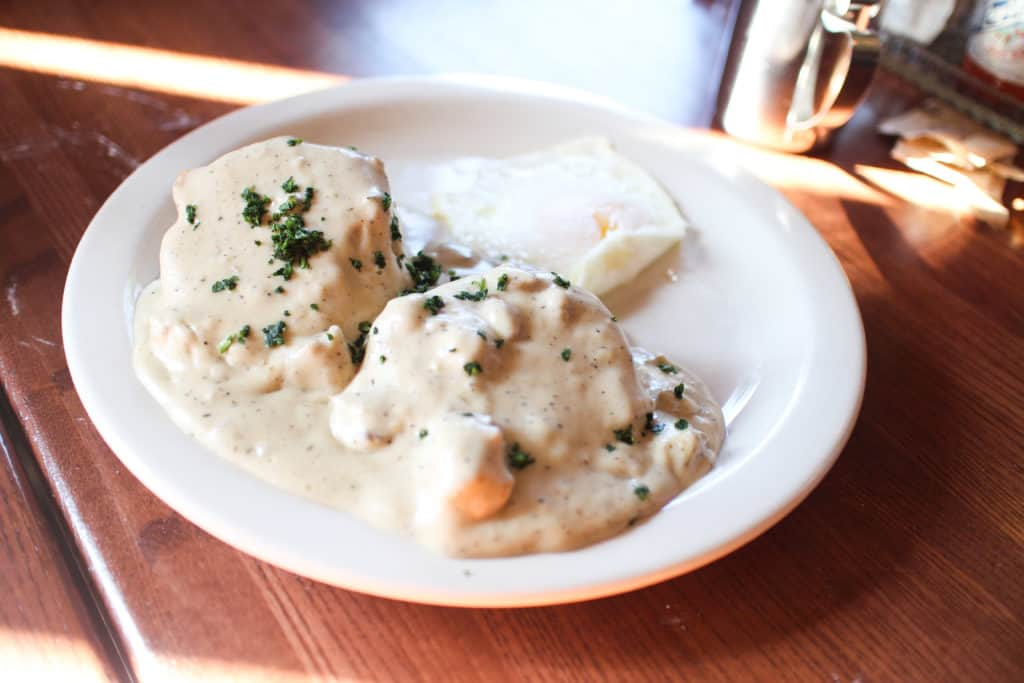 Portland - Screen Door - Biscuits and Gravy