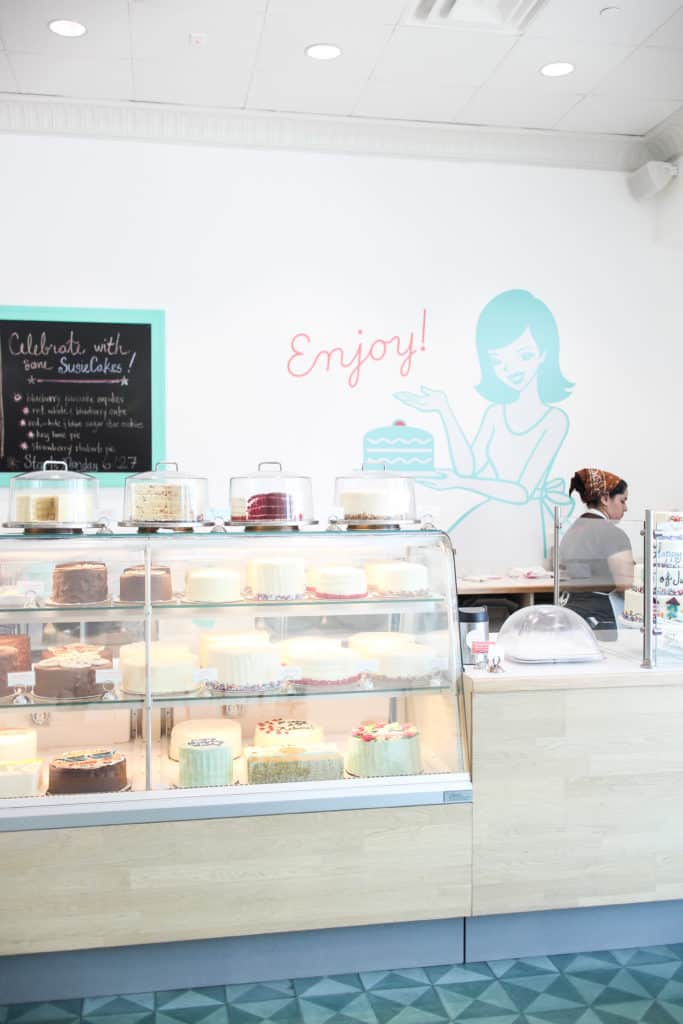 SusieCakes in Los Angeles, California! | femalefoodie.com
