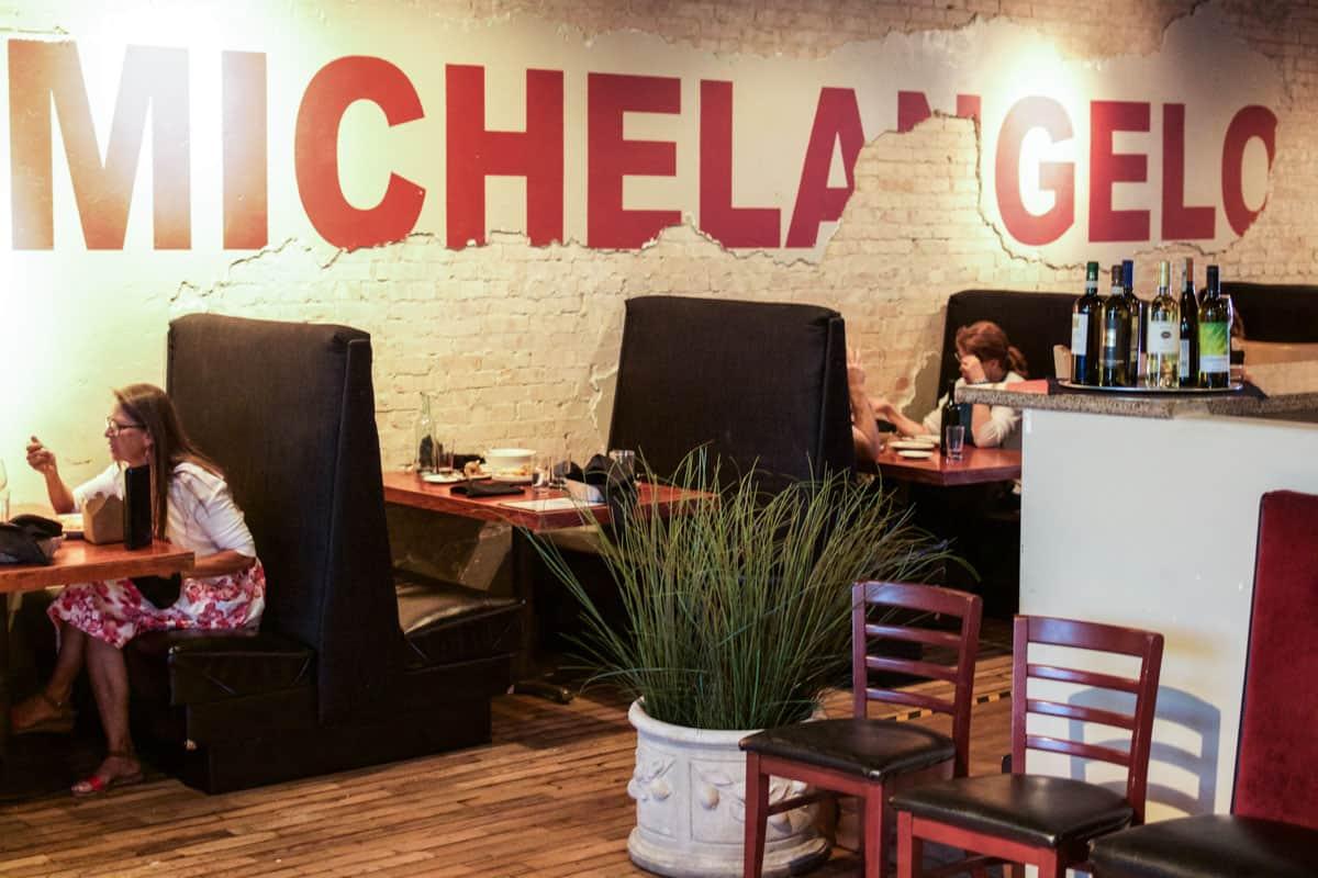 Michelangelo Ristorante in Salt Lake City | Full review at femalefoodie.com!