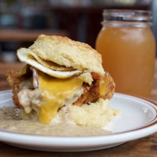 Portland: Pine State Biscuits