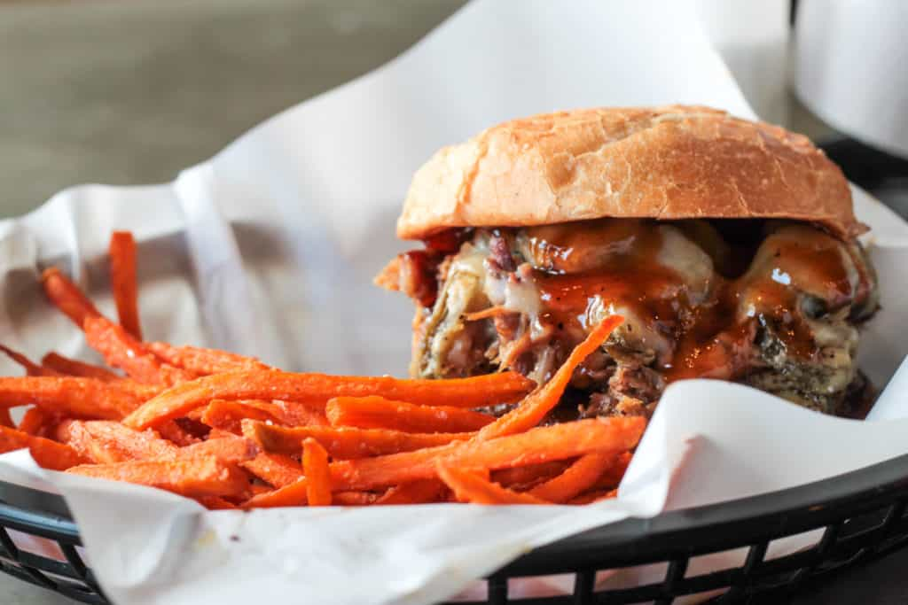 R & R BBQ is our number one pick for barbecue in Salt Lake City! Read our full review to see mouth watering photos and menu recommendations!