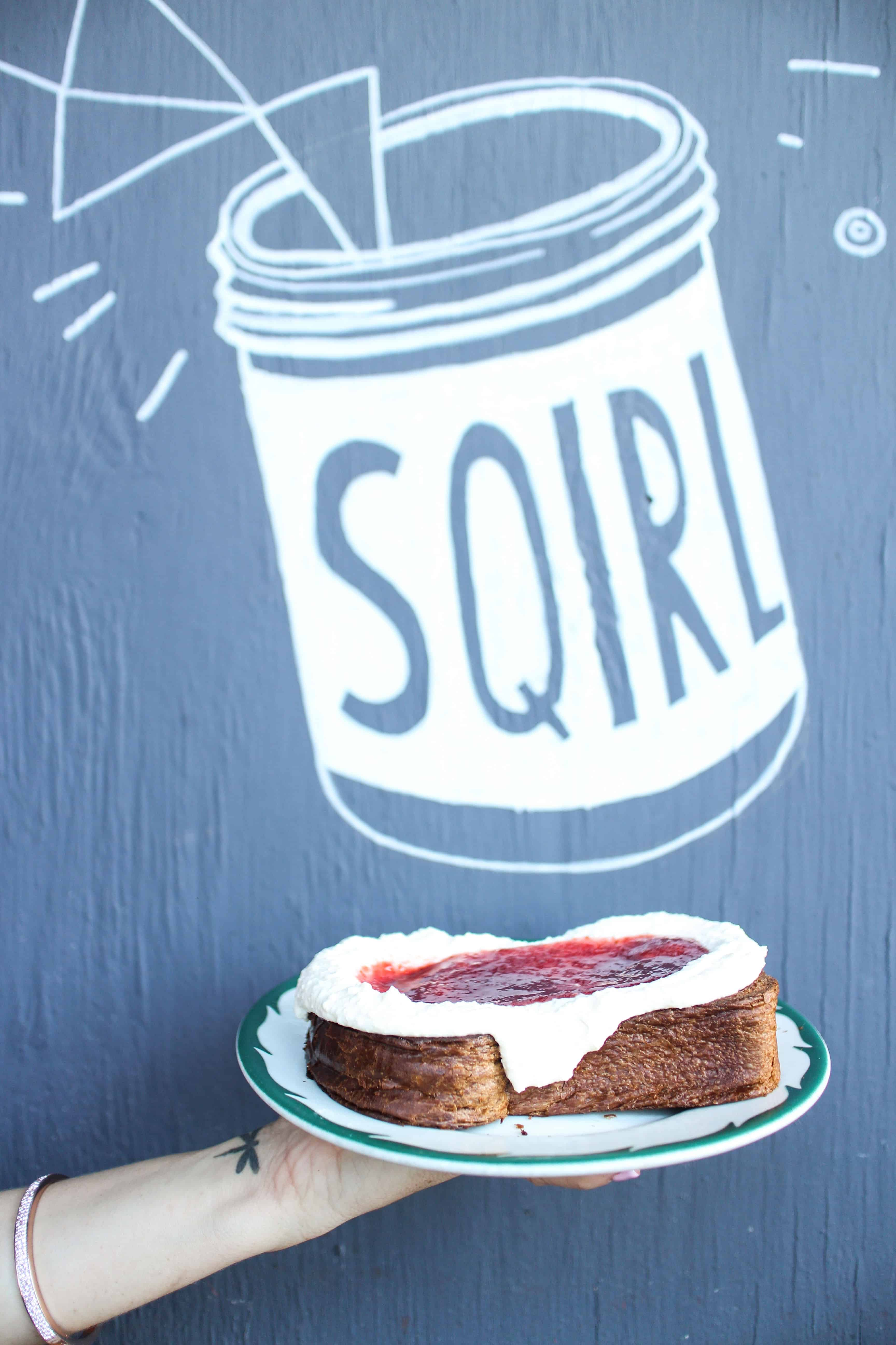 Sqirl (Sqirl Kitchen) - Los Angeles - Female Foodie
