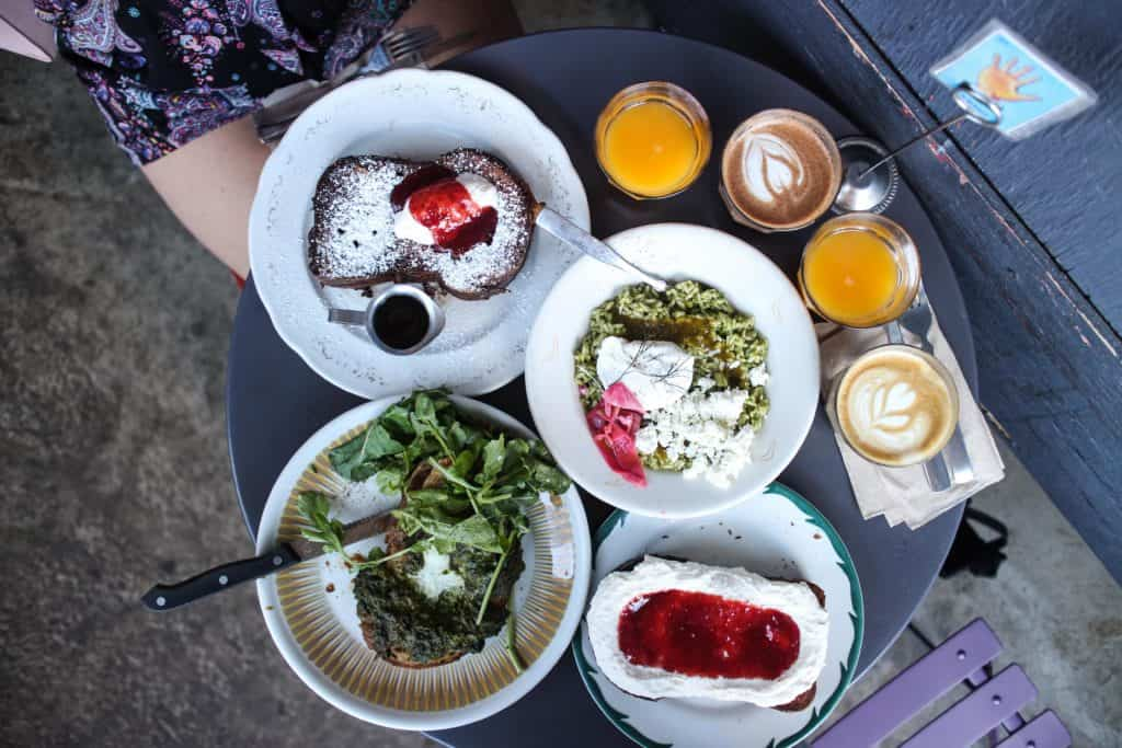 Sqirl in Los Angeles | femalefoodie.com