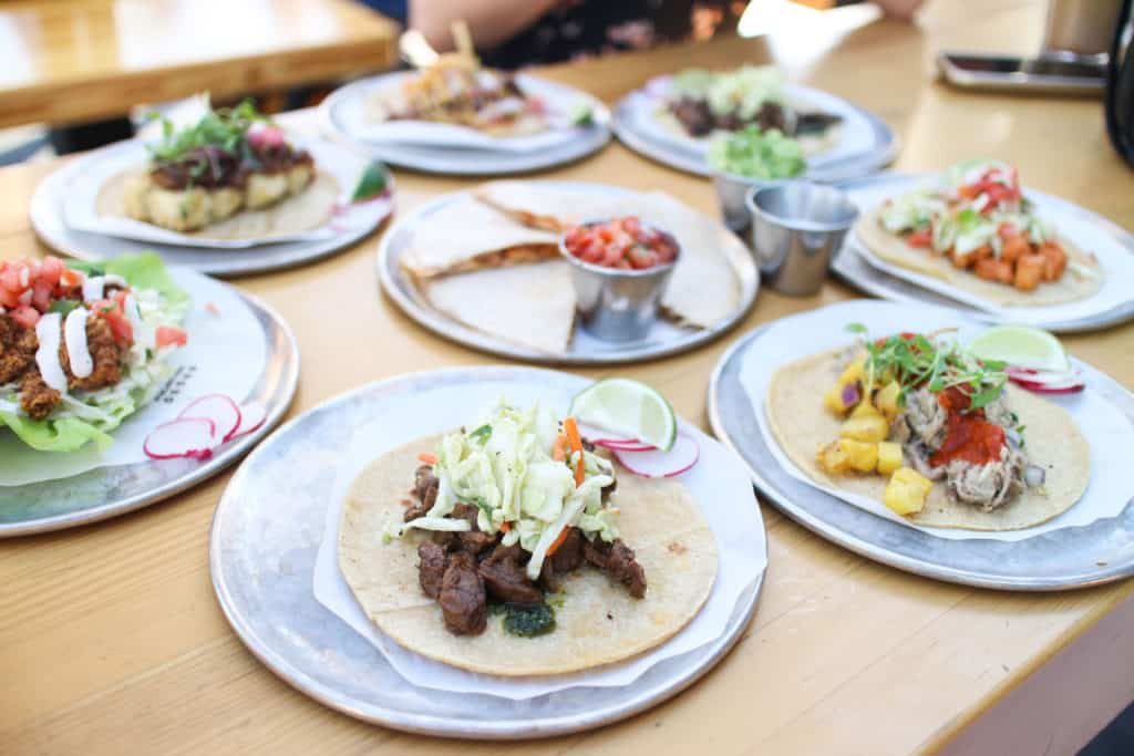 Trejo's Tacos in Los Angeles | femalefoodie.com